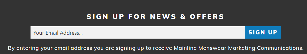 subscribe to the newsletter program