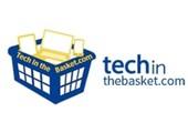Logo Tech in the basket