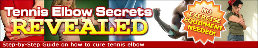 Tennis Elbow Tips Coupons