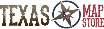 Texas Map Store Coupons