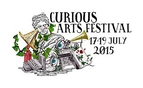 The Curious Arts Festival - 2015 Coupons & Promo codes