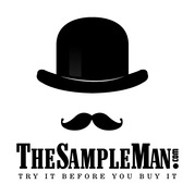 The Sample Man Box