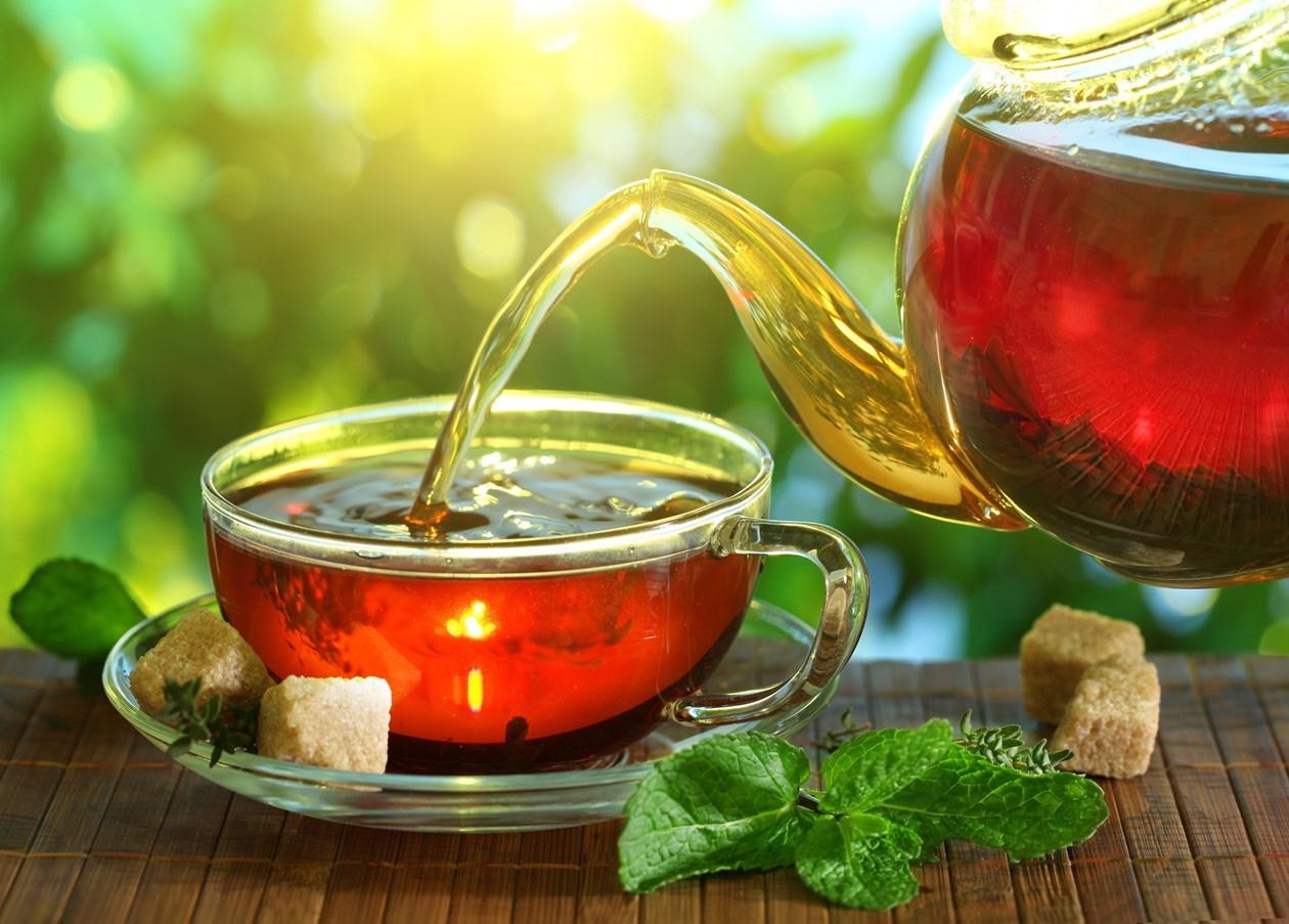 the xihu longjing tea leaves