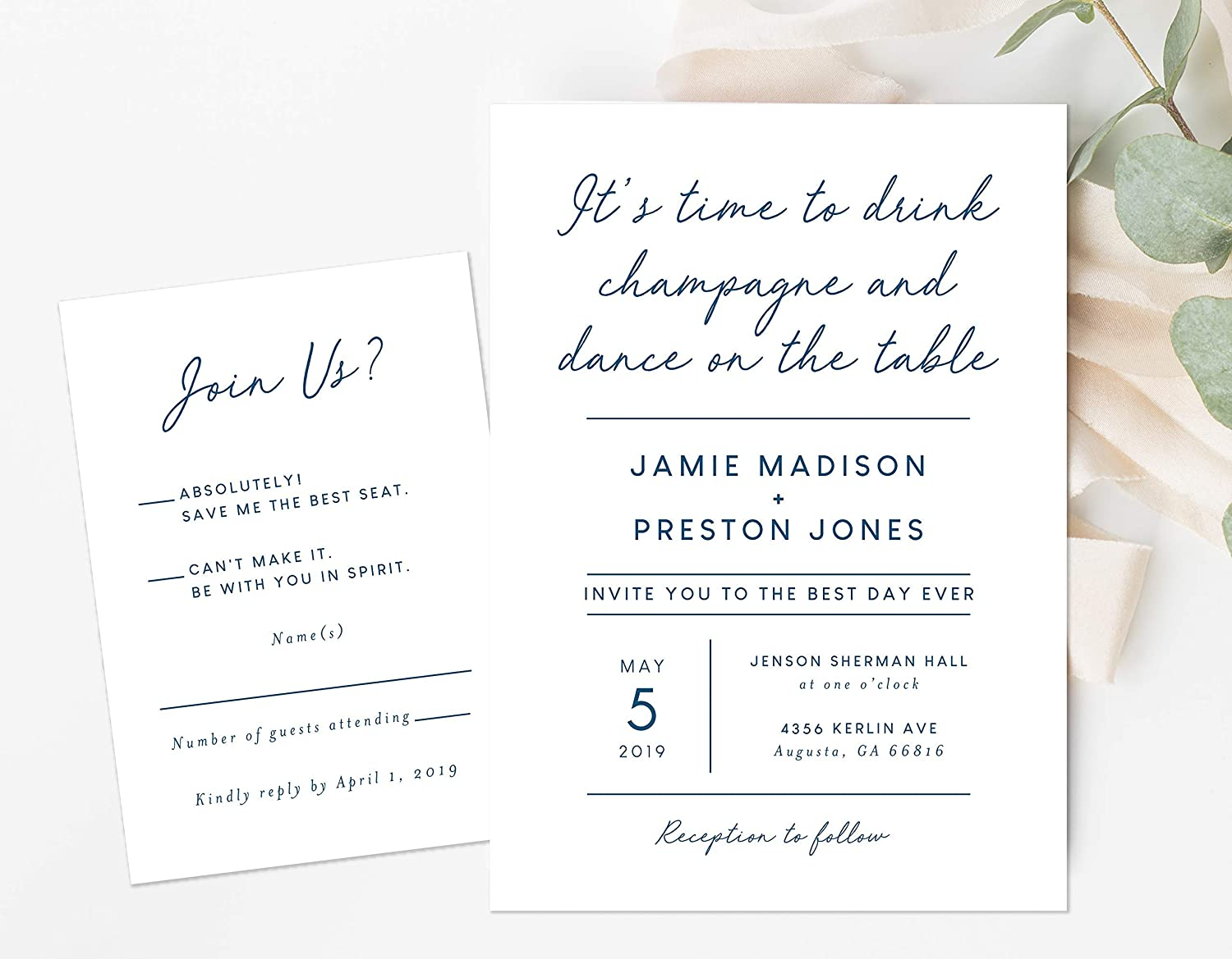 tips for your wedding invitations