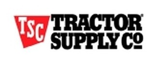 Tractor Supply Co Coupons & Promo codes