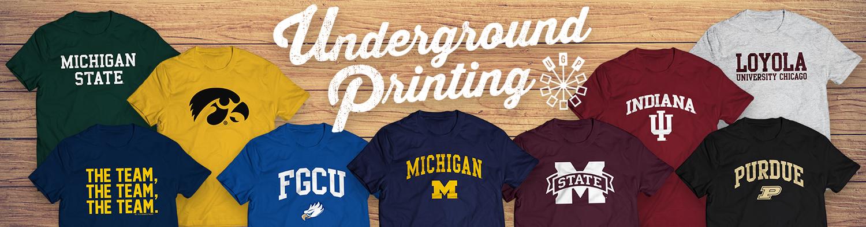 Underground Shirts Promo & Discount codes