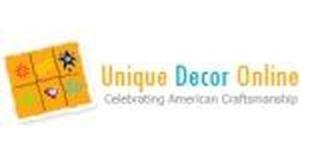 Unique Home Decor Online Coupons & Promo codes