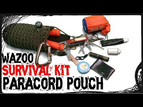 unlock these four wazoo survival gear kits for your safety