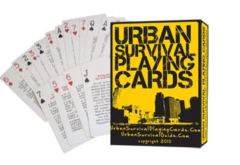 Urban Survival Playing Cards Coupon Code & Promo codes