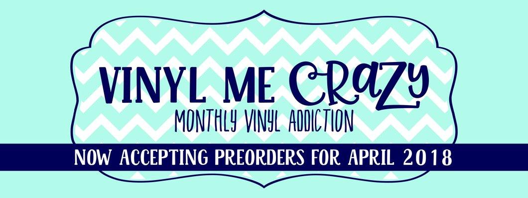 Vinyl Me Crazy Coupons