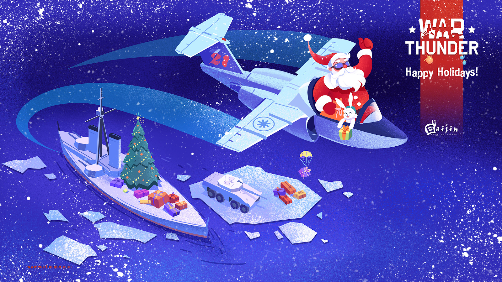 war thunder christmas sale 2021 is now available