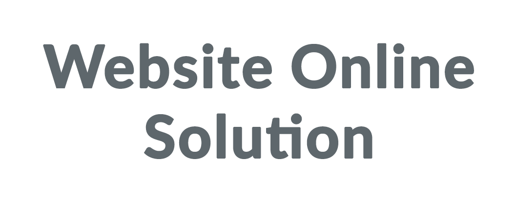 Website Online Solution Coupons & Promo codes