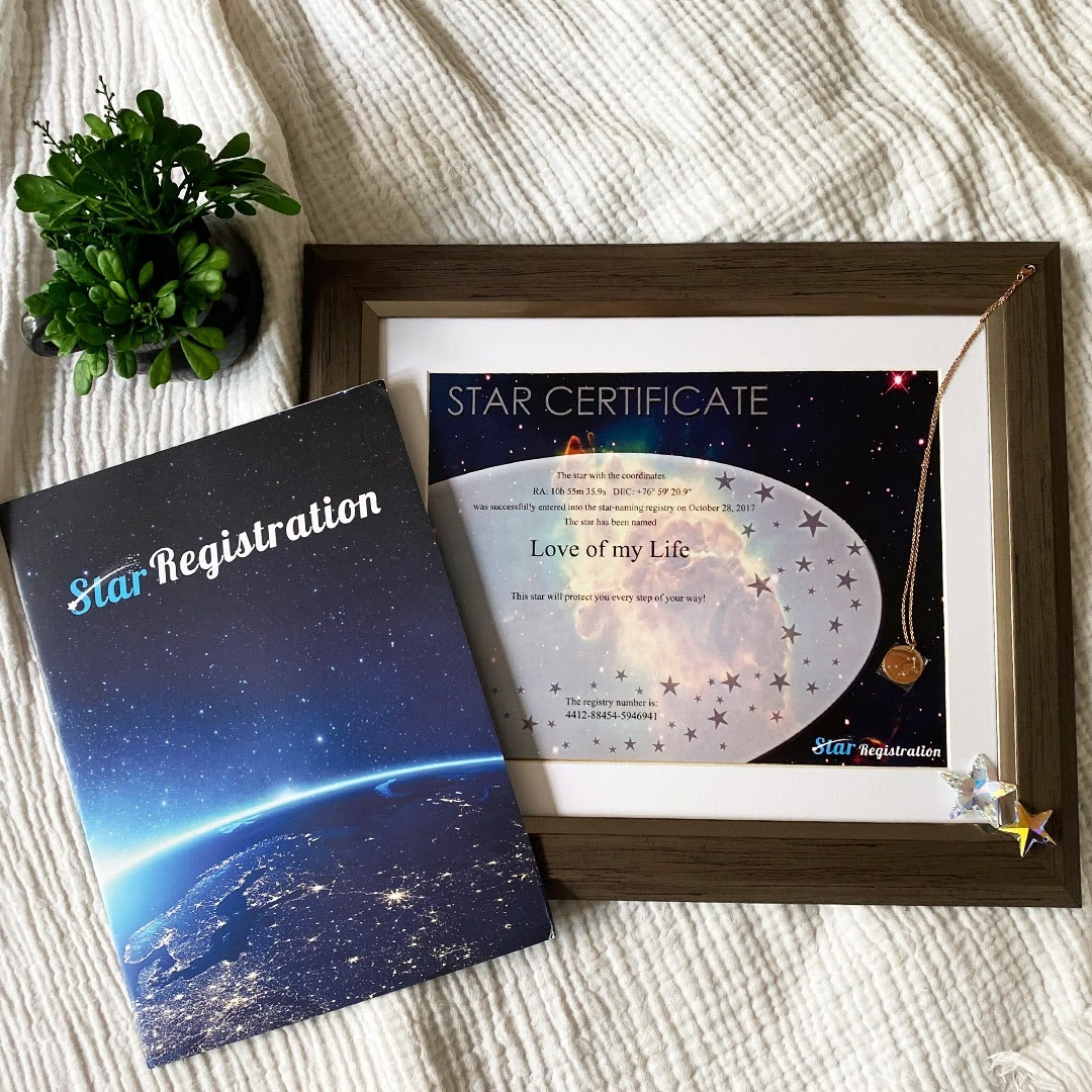 what is star registration