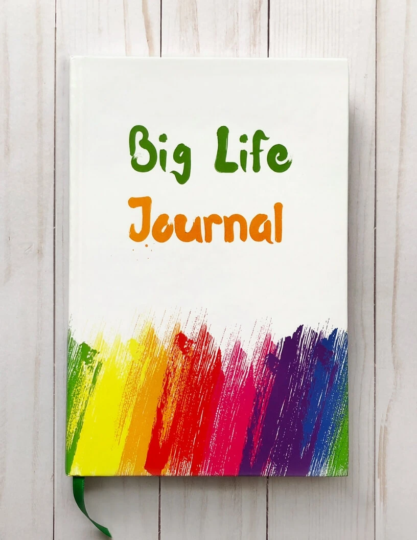what is the big life journal