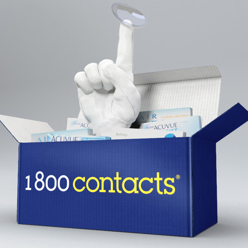 who is 1800 contacts
