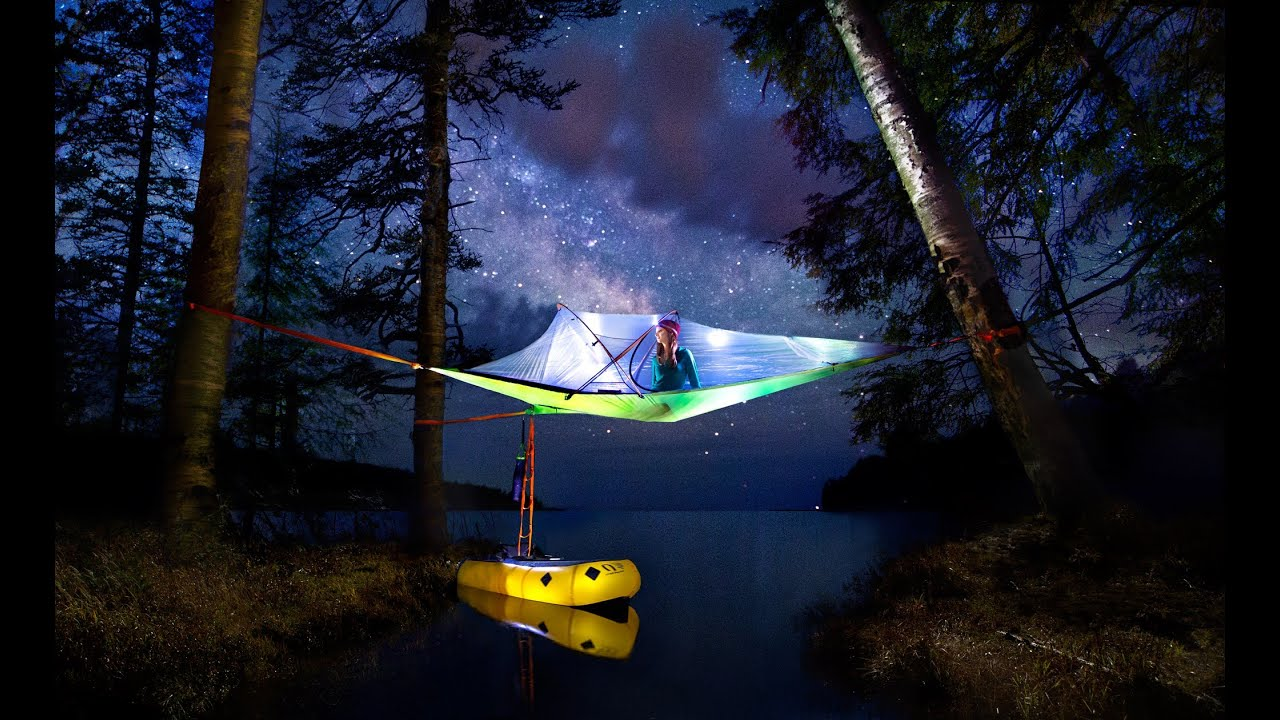 why you can buy a perfectly cheap tentsile tree tent