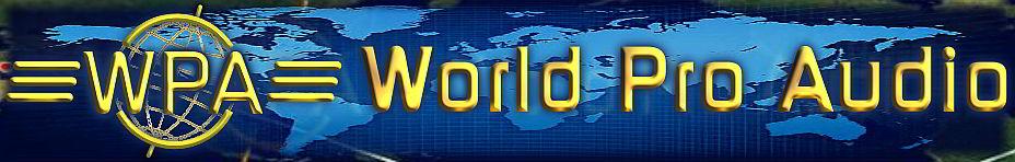 World Pro Audio Coupons & Promo codes
